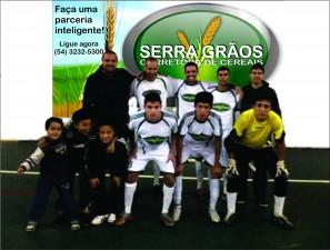 Time_Serra_Graos_Futsal